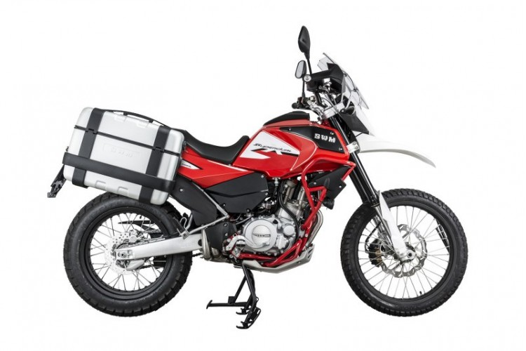 "SD 650 ""SUPERDUAL"" GT PACK"